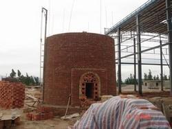 镇江烟囱建筑公司|丹阳烟囱建筑公司|新砌锅炉房烟筒|砖烟囱新建