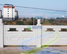 仿石护栏,仿汉白玉栏杆,桥梁栏杆