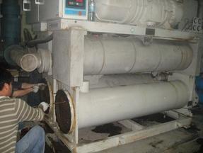 中山中央空调冷水机组维修保养