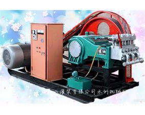 泰山灌浆  GZB-100型高压泥浆泵