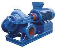 广西S型单级双吸水平中开离心泵|南宁S型单级泵