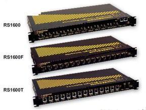RS1600系列端口可管理罗杰康交换机