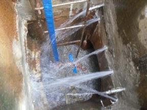 污水池堵漏工程承接