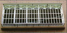 长沙窗户防盗网,不锈钢防盗窗,美格防盗网