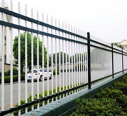 护栏 锌钢护栏 围墙围栏 防护栏 护栏网