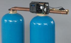 蒸汽锅炉软化水设备富莱克软水设备