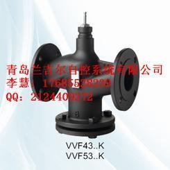 VVF43..K,VVF53..K,西门子调节阀