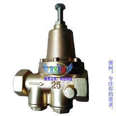 黄铜丝扣减压阀(200P)内螺纹减压阀-RKFM儒柯品牌