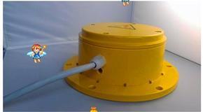 HSD-723A3,723A溜槽堵塞检测器,溜槽堵塞检测器