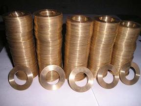 供应紫铜齿形垫,河北紫铜垫片生产厂家