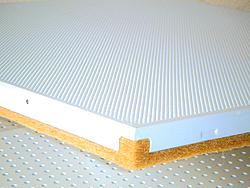 科博世羊毛毡衬穿孔吸声板