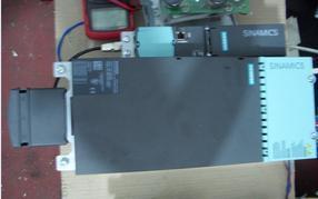 西门子S120数控变频器维修