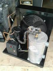 1HP海鲜鱼池冷水机