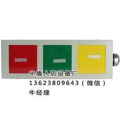 通风方式信号灯箱 人防工程信号灯箱