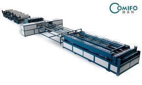 【康美风】全自动风管生产七线/风管生产线/风管加工机械