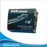 广州超薄逆变器/100W分体车载逆变电源/USB汽车转换器/时尚高雅转换器