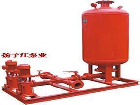 给排水设备:ZW(W)消防专用增压稳压给水设备