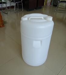 双口白色60升塑料桶