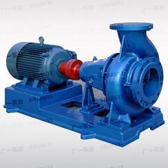 广州-广一水泵-清水离心泵-机械密封-轴承-轴-叶轮-变频供水设备