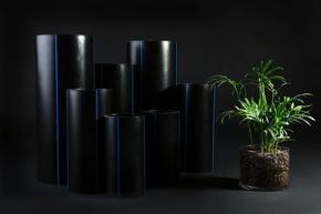 供应国标赤峰聚乙烯PE给水管各种规格型号