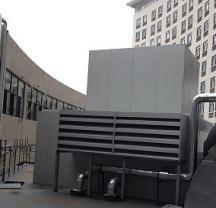 空调机组噪声治理
