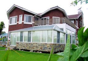 玻璃阳光房大全专业设计