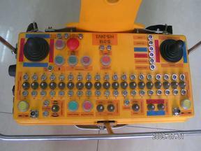 海瑞克盾构机遥控器