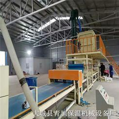 机制岩棉复合板设备/机制砂浆岩棉复合板生产线