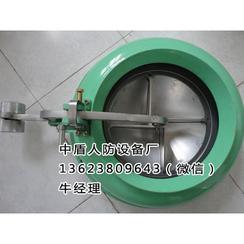 防爆超压排气活门 DN250 DN300型 人防工程自动排气阀门