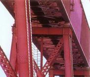 信阳钢结构桥梁防腐\钢结构喷砂除锈防腐