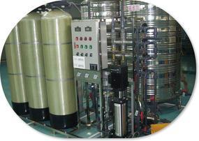 纯净水处理设备 反渗透