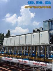 商用热水锅炉 燃气热水器并联系统 节能热水设备