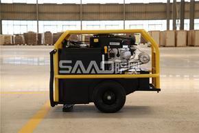 液压系统中提供液压动力的泵站液压动力站