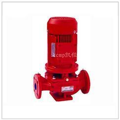 立式单级电动消防泵