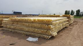 捷通生产PVC双壁波纹管PVC大口径排污管图片