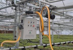 行走式水车/温室移动式喷灌车