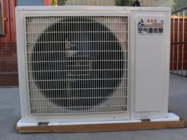 3匹空气能60平房子供暖设备