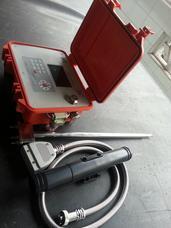 WGC-Ⅱ型瓦斯抽放管道气体参数测定仪