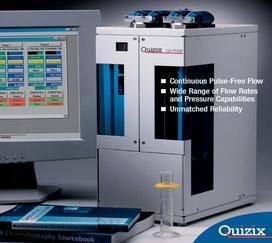 Quizix高压驱替泵