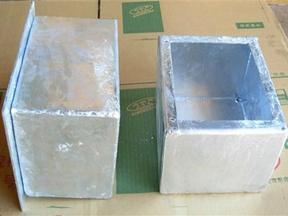 热镀锌防护密闭接线盒 人防防爆接线底盒