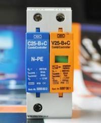 OBO单相防雷器V25-B+C/1+NPE,V25-B+C/2