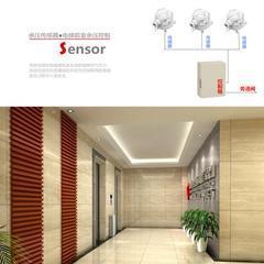 余压传感器 消防防排烟正压送风电梯前室余压检测及控制