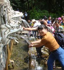 MAF345雕龙流水石