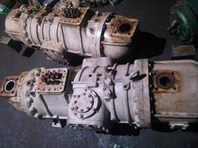 大金ZH5LMGVYE(二手)螺杆压缩机