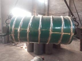 国标生产TDY75型直径320mm带宽600电动滚筒