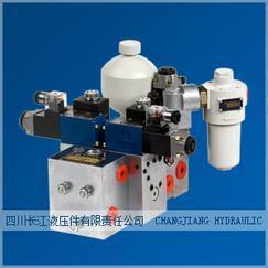 四川长江液压件公司QKF6组合控制阀