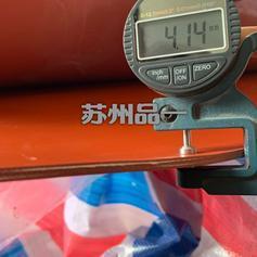 4.0mm厚的硅钛合金密封垫片