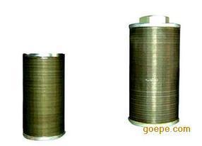 线隙式滤油器