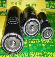曼牌WD13145滤清器WDW962.WD719油过滤器