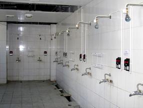 ic卡淋浴器 刷卡节水器 浴室节水器